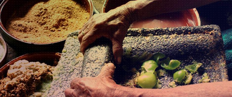 Pci am rica latina la cocina tradicional mexicana for Utensilios de cocina mexicana